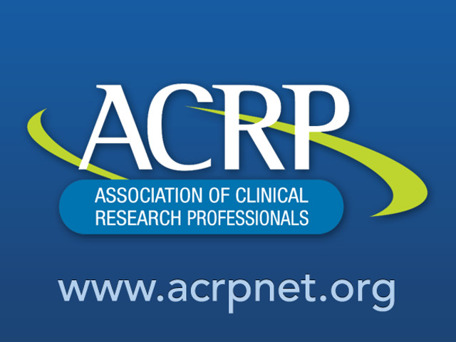 Association of Clinical Research Professionals - ACRP