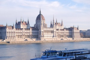 The Lead CRA was very cold on a visit to Budapest Hungary