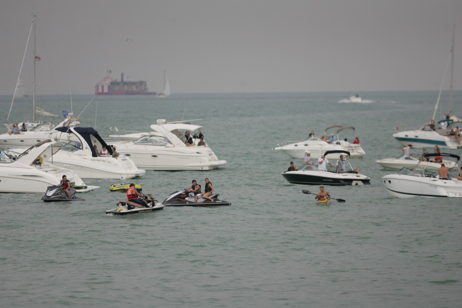 Annmarie loves boating on lake michigan when she is not busy as a CRA