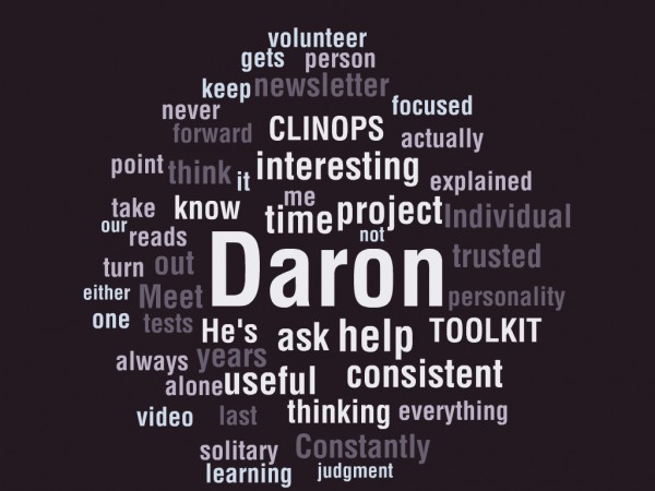 Meet Daron ClinOps Toolkit