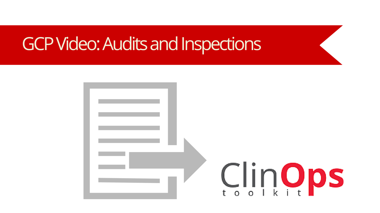 GCP Audit and Inspection