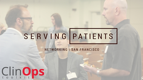 ClinOps Toolkit believes in serving patients through networking with peers
