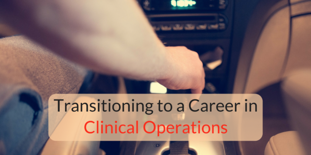 navigating the path to clinical operations career
